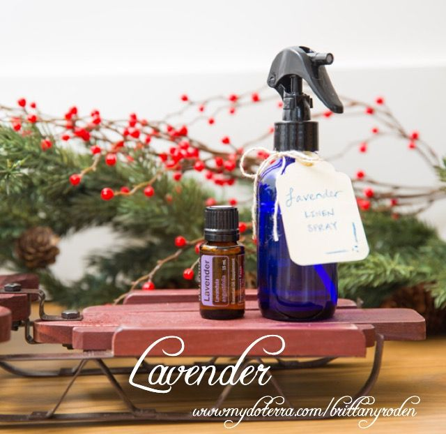 I love having clean sheets, and with my Lavender linen spray, it feels like they are freshly washed each time I go to sleep!