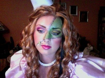 Halloween Wicked Witch Makeup Tutorial, Ideas and Pictures ...