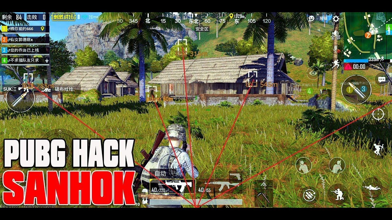Pubg Mobile Hack Android Android Hacks Mobile Game Tool Hacks