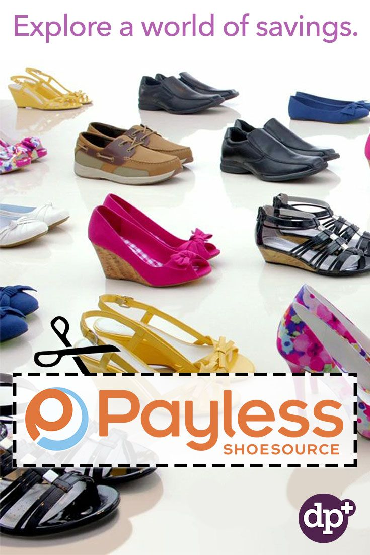 Payless Coupon 20 30 Off Payless Shoes Up To 60 Off Clearance Check Out Http Www Dealsplus Com Pa Payless Shoesource Payless Shoes Shoes
