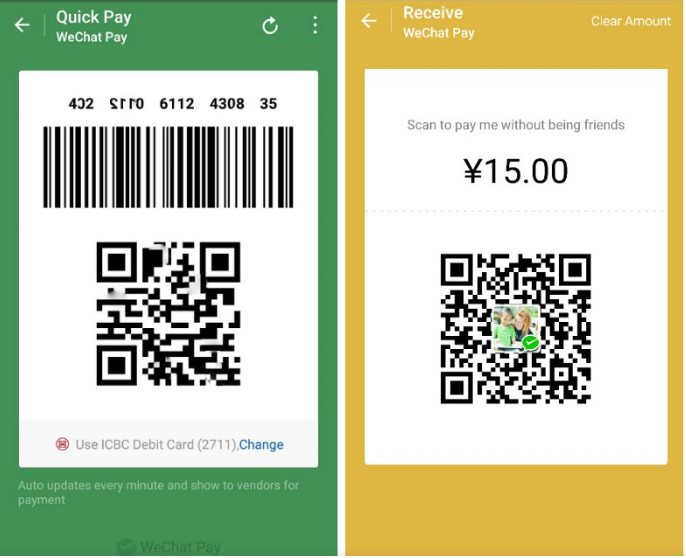 How To Transfer Money From Wechat Wallet