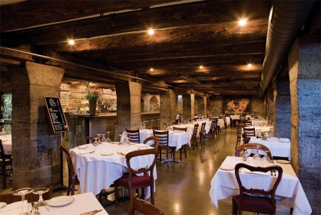 Old Jail Restaurant In Montreal Da Emma