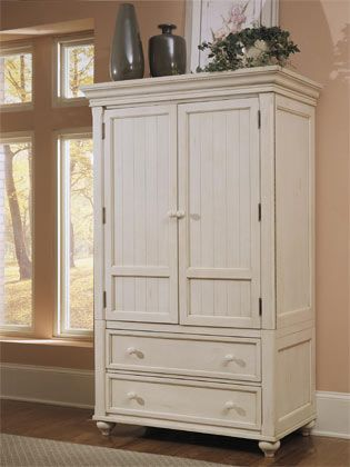To decorate on top of the armoire house stuff pinterest armoires decorating and bedrooms for Master bedroom set with armoire