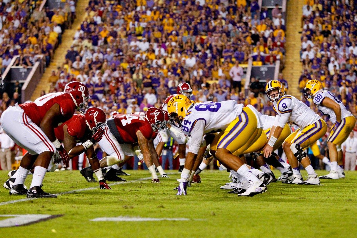 2017 SEC Football Schedule now Released Sec football