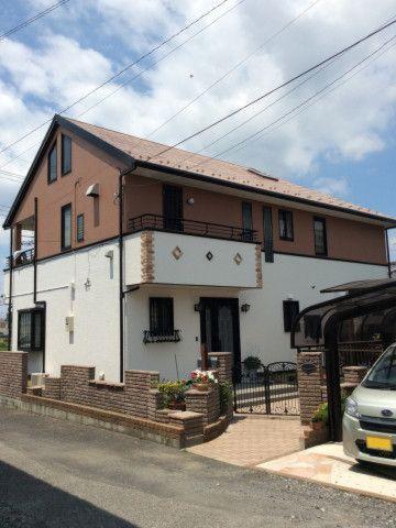 外壁塗装リフォーム 埼玉でリフォーム リノベーション 三光ソフラン