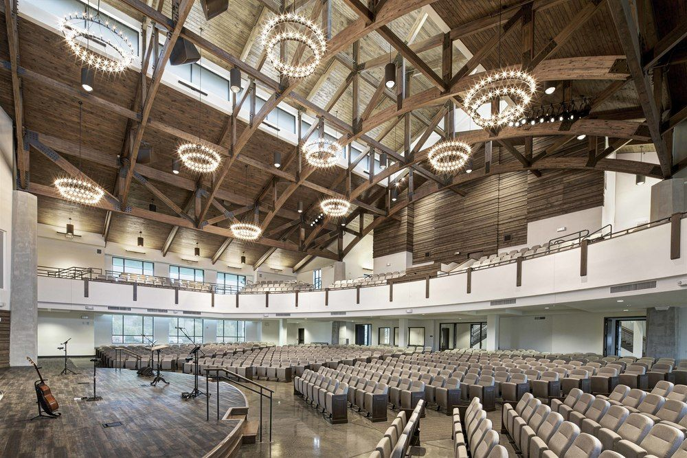 Grace Bible Church, Houston TX | Church Designs | Church