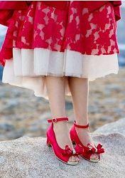 Joyfolie dress, Joyfolie shoes