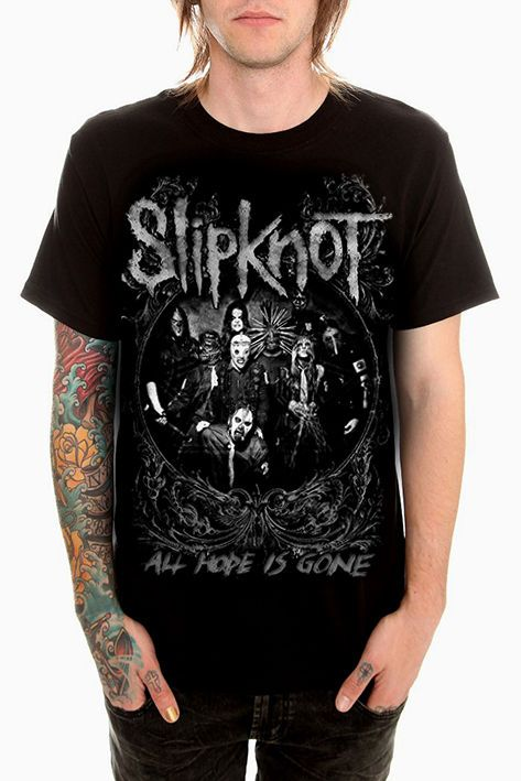 4abf77fc81 Camiseta Slipknot