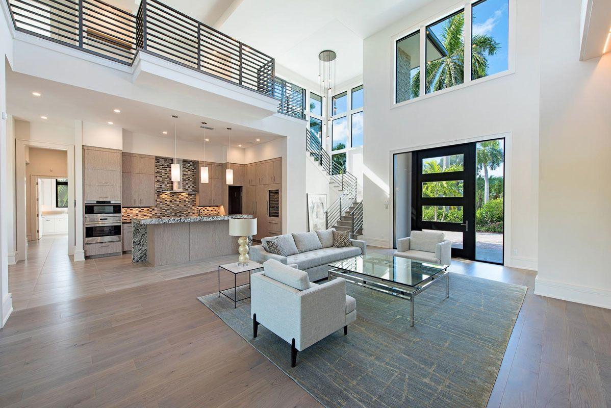 Modern mediterranean house plan with elevator 86058bw 10