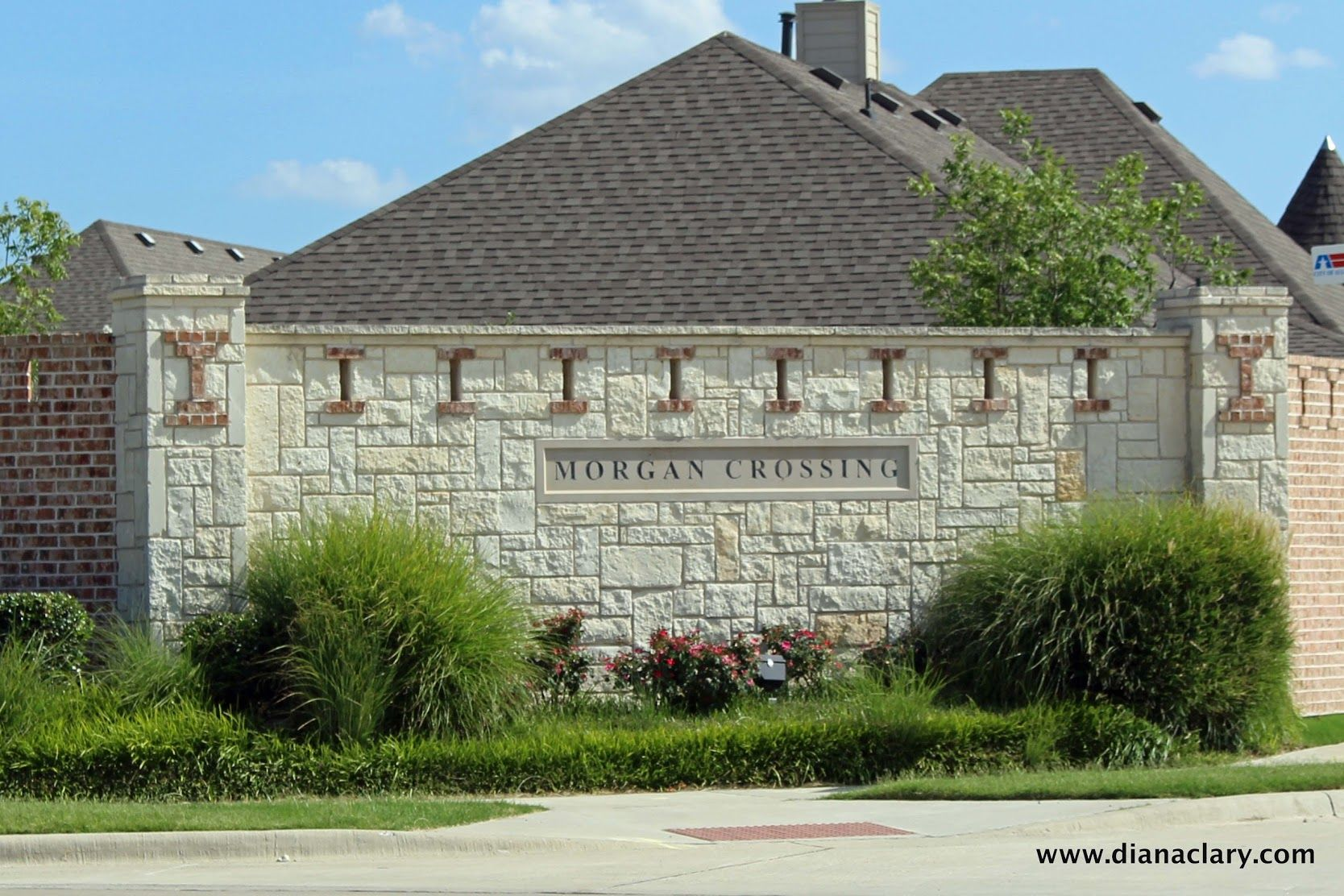 Crossing allen tx house styles mansions house