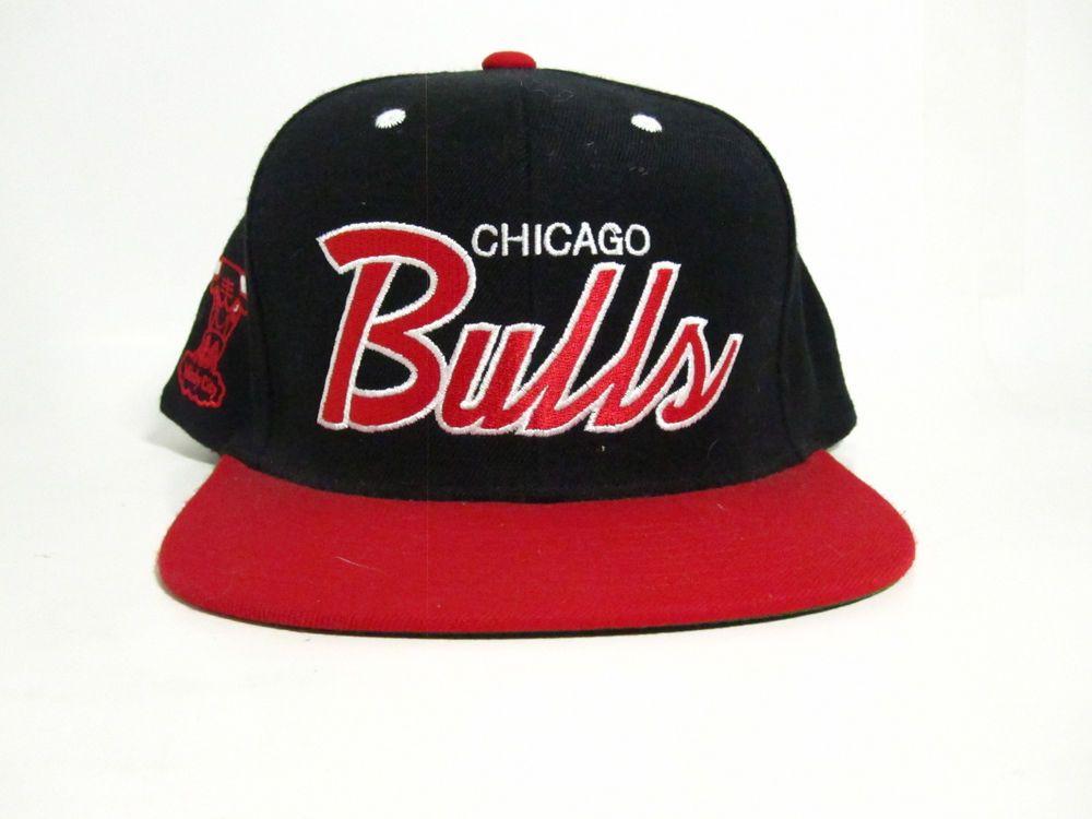 844b78452e3 chicago bulls mitchell   ness mens snapback retro
