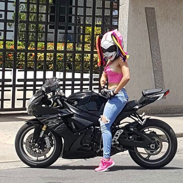 Women And Motorcycles Women And Bikes Pinterest Motorcycle
