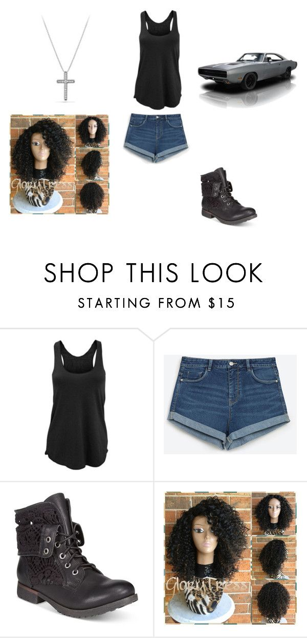 """""""On The Run with Dominic Toretto"""" by simply-07 on Polyvore featuring American Apparel, Zara, ZiGiny and David Yurman"""