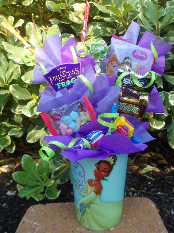 Princess & The Frog Kids Candy Party Favors by LynnsCandyCreations, $4.75
