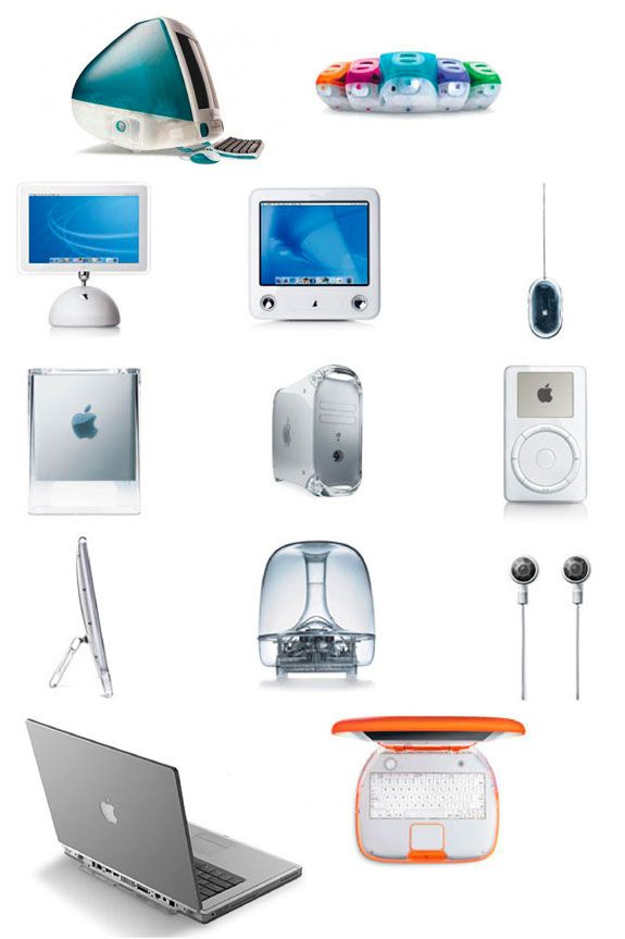 Apple designs via jonathan ive apple jonathanive for Product design inc