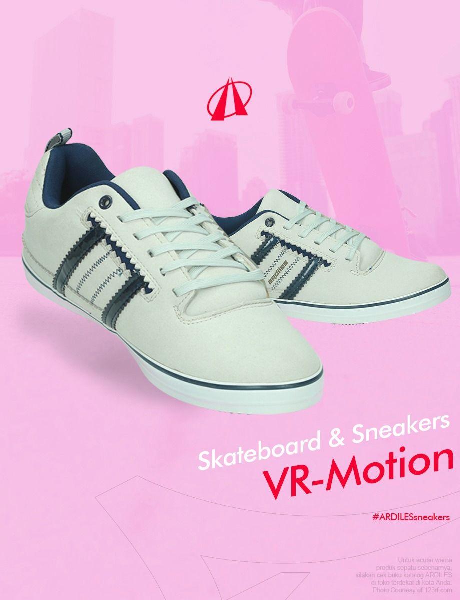 Bagi Pemain Skateboard Sepatu Adalah Hal Yang Penting Ardiles Bramuda Men Running Shoes Hitam 39 Sneakers Lovers Ada