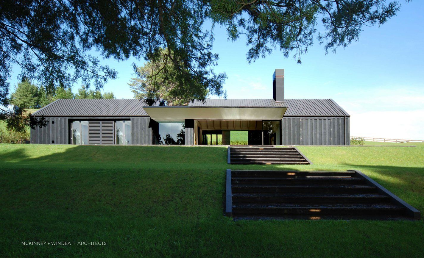 Matakana House By Mckinney Windeatt Architects Barn