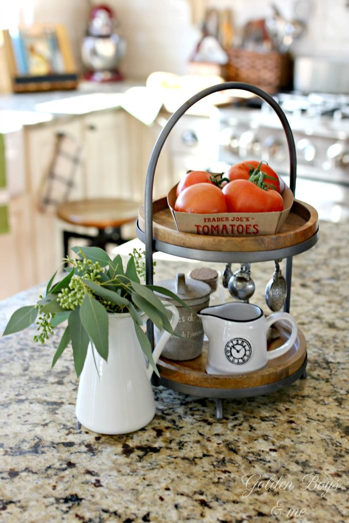 Imaginecozy Staging A Kitchen: Cozy Farmhouse Style In Our Kitchen