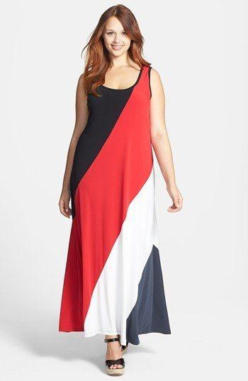 lengte maxi dress