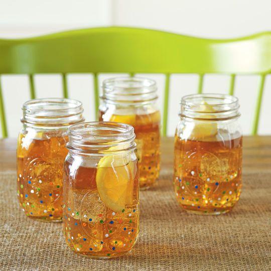 mason jar drinking glasses bulk uk 32 oz with handles easy polka dot glass mugs handle 16