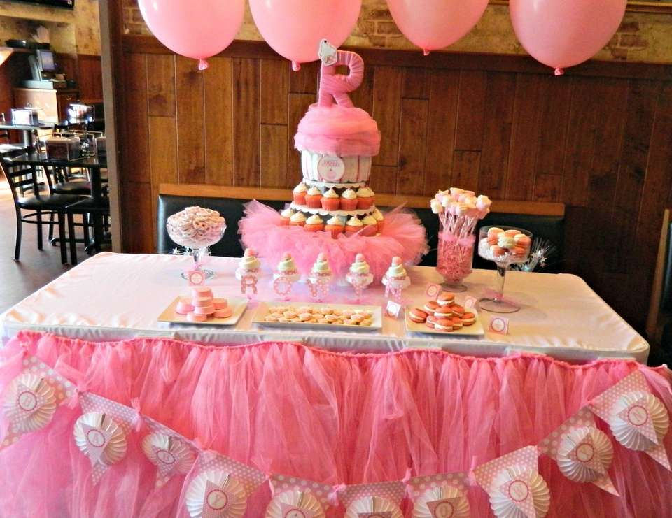 """Pink!! / Baby Shower """"Pretty in Pink"""" 