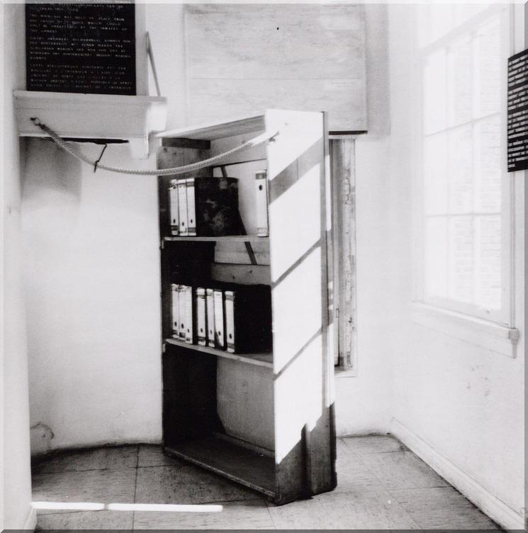 1942 prinsengracht 263 de draaibare boekenkast aan de voorkant van het huis zat het bedrijf van