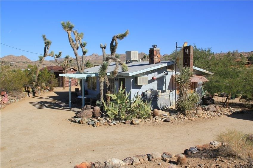 Cabin vacation rental in joshua tree from