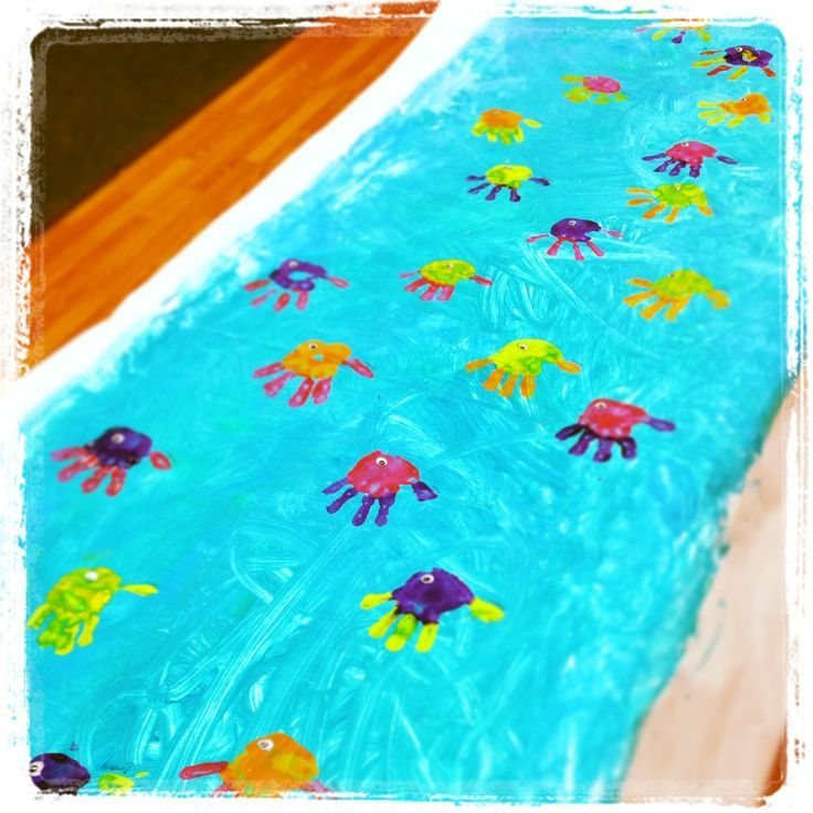 Image result for under the sea activities under the sea for Arts and crafts mural