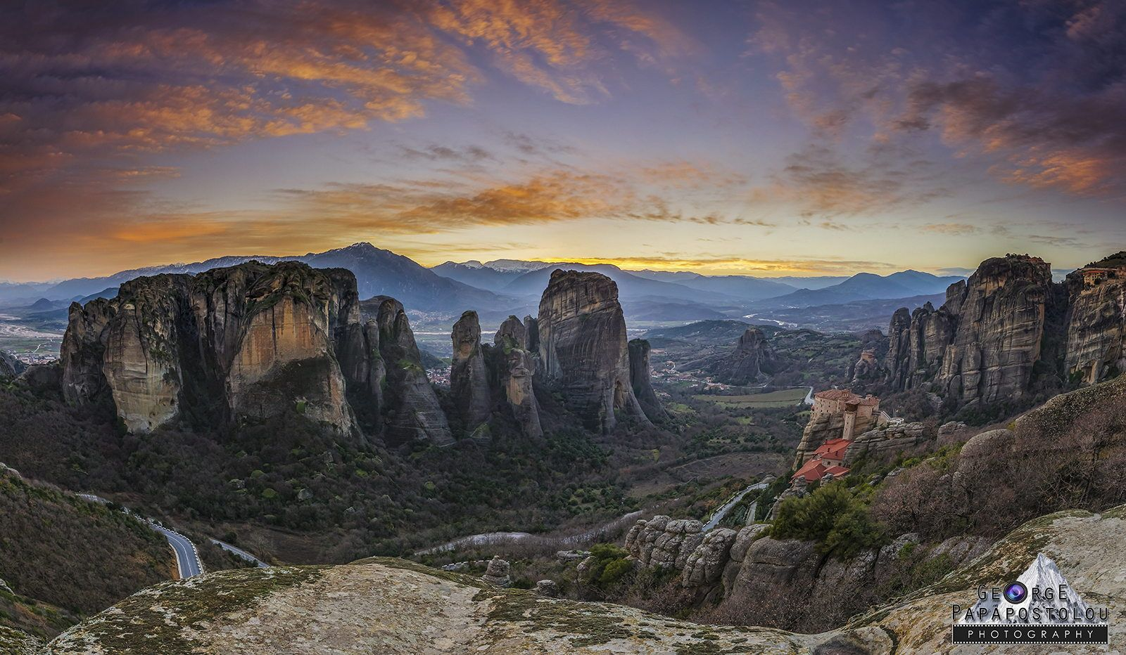 Photograph Timeless Towers of Faith by George Papapostolou on 500px