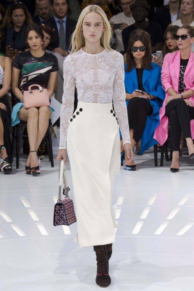 Christian Dior ready-to-wear spring/summer '15 gallery - Vogue Australia
