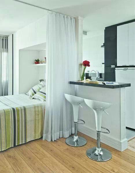 Apartamento de 30 m² reformado sem quebra-quebra http://abr.ai/1eJZNXX