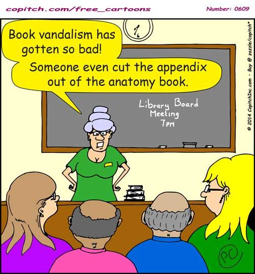 Funny Appendix Meme : Appendix of the anatomy book doesn t it need that to live