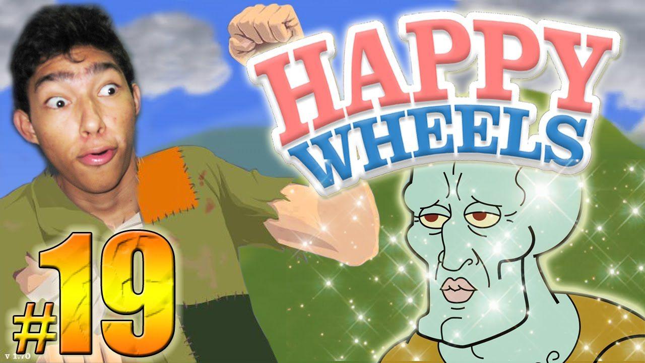 Un Juego Muy Bonito Happy Wheels Episodio 19 Fernanfloo Game Happy Com Games Happy