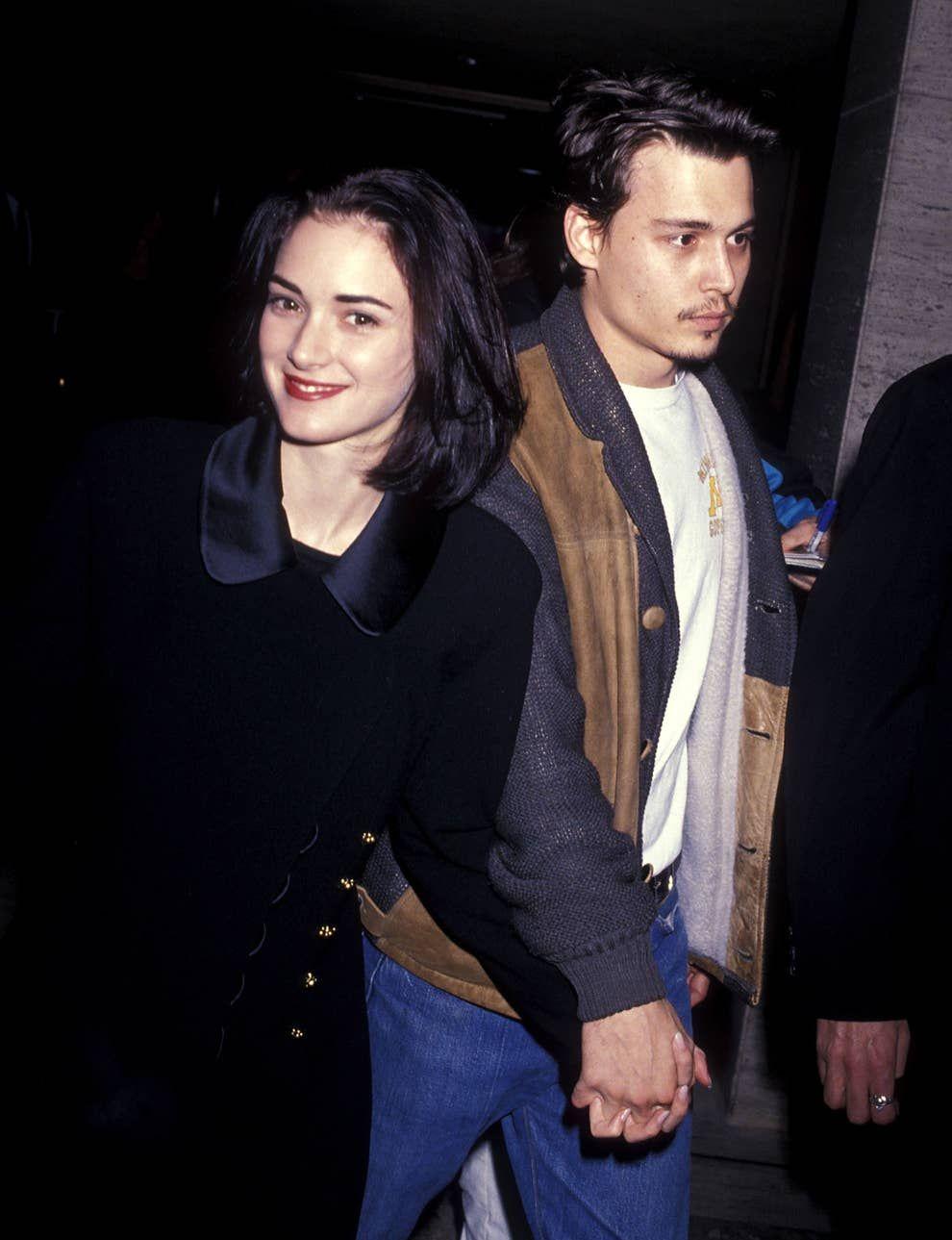 21 Reasons Johnny Depp And Winona Ryder Should Get Back