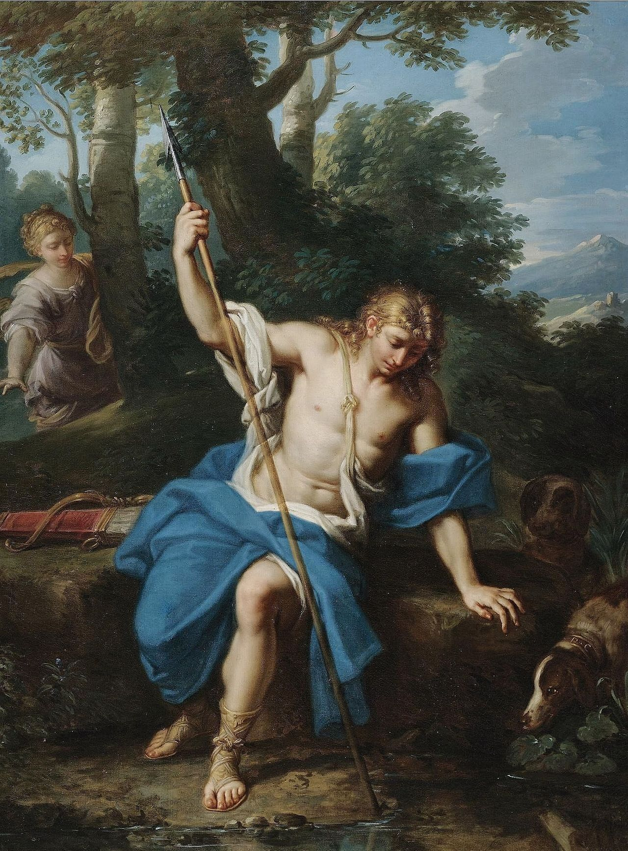 legend of narcissus who was narcissus lucky otters haven taxonomy  best images about narcisus oil on canvas nymphs 17 best images about narcisus oil on canvas