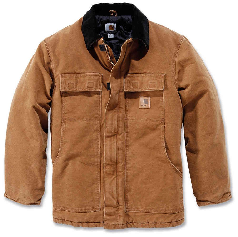 low priced bd725 2d444 Carhartt Sandstone Traditional Cappotto | Midwest Workwear ...