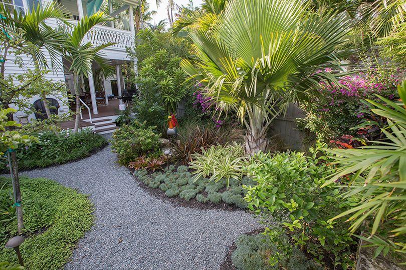 Tropical Landscape Design, Small Garden, Pocket Garden, Landscape Design, Key  West
