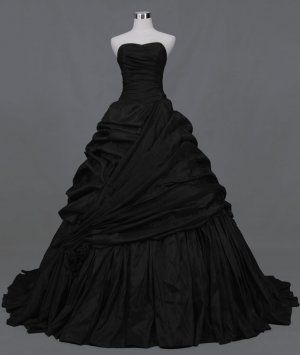 Affordable Wedding Gowns Black