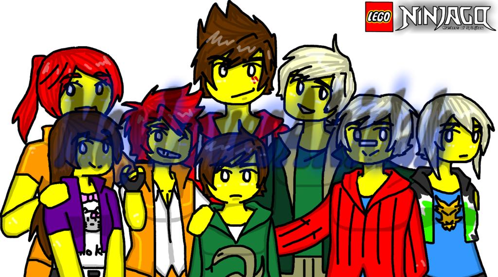 Lego Ninjago OCS #928 By MaylovesAkidah On DeviantArt