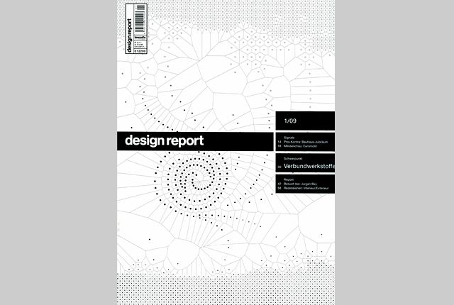 Design Report cover  - report cover page example