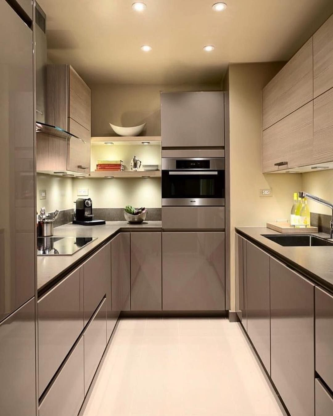 galley kitchen design small unique modern galley on awesome modern kitchen design ideas recommendations for you id=63995