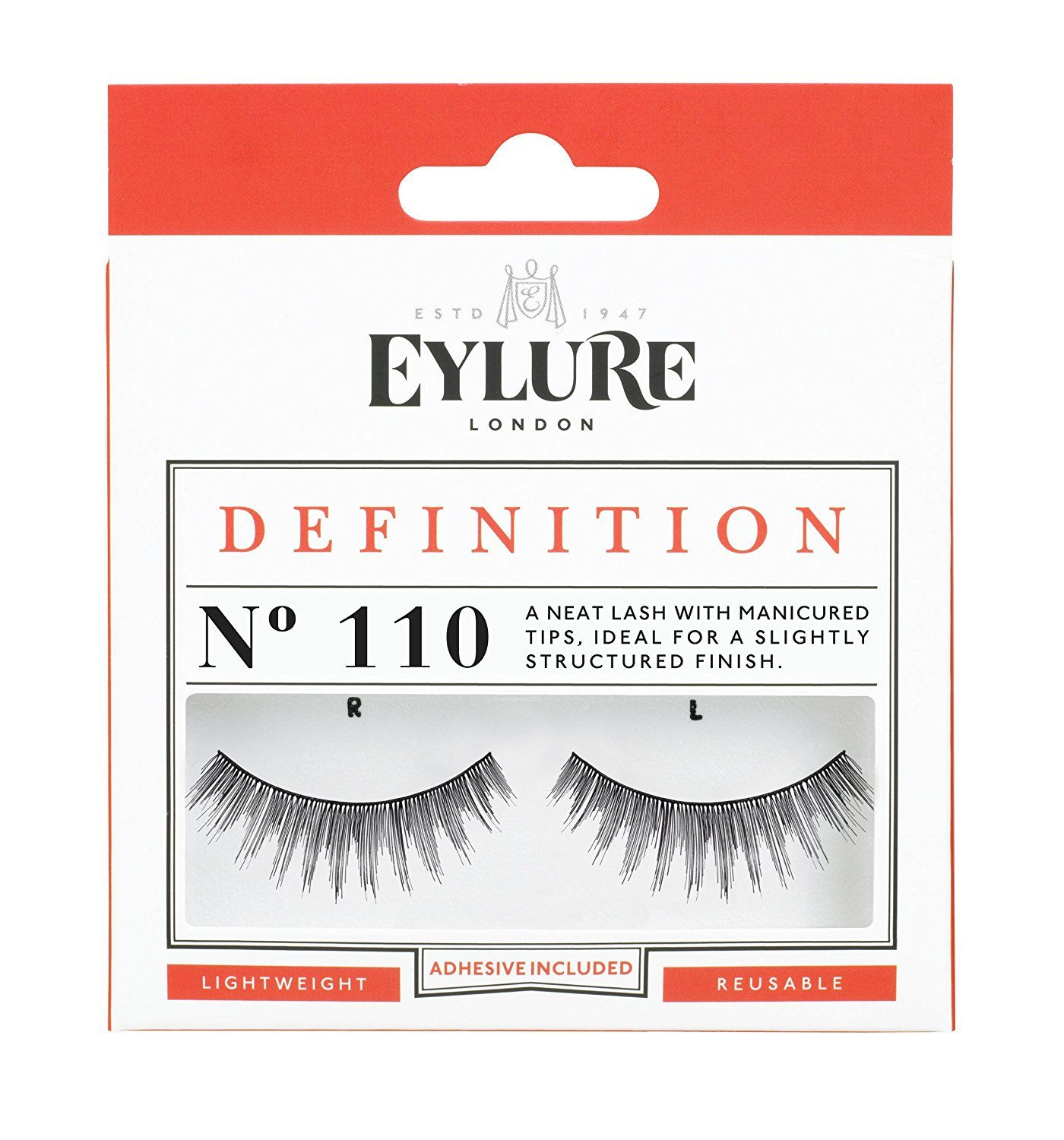 b1ef0f39406 Eylure Naturalites Evening Wear Eyelashes 110 *** See this great product.