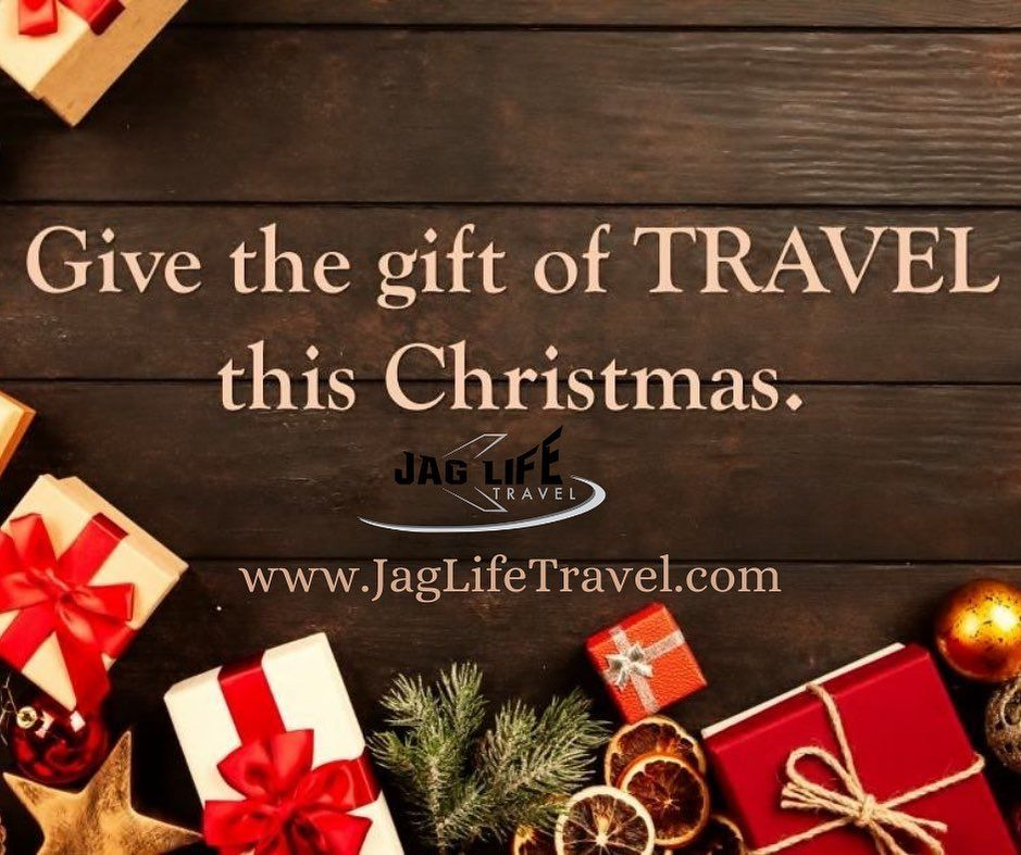 The greatest gifts are not the material objects one can buy from the store, but ... #christmas #christmasgifts #giftideas #giftoftravel #jaglifetravel #makememories #wanderlust