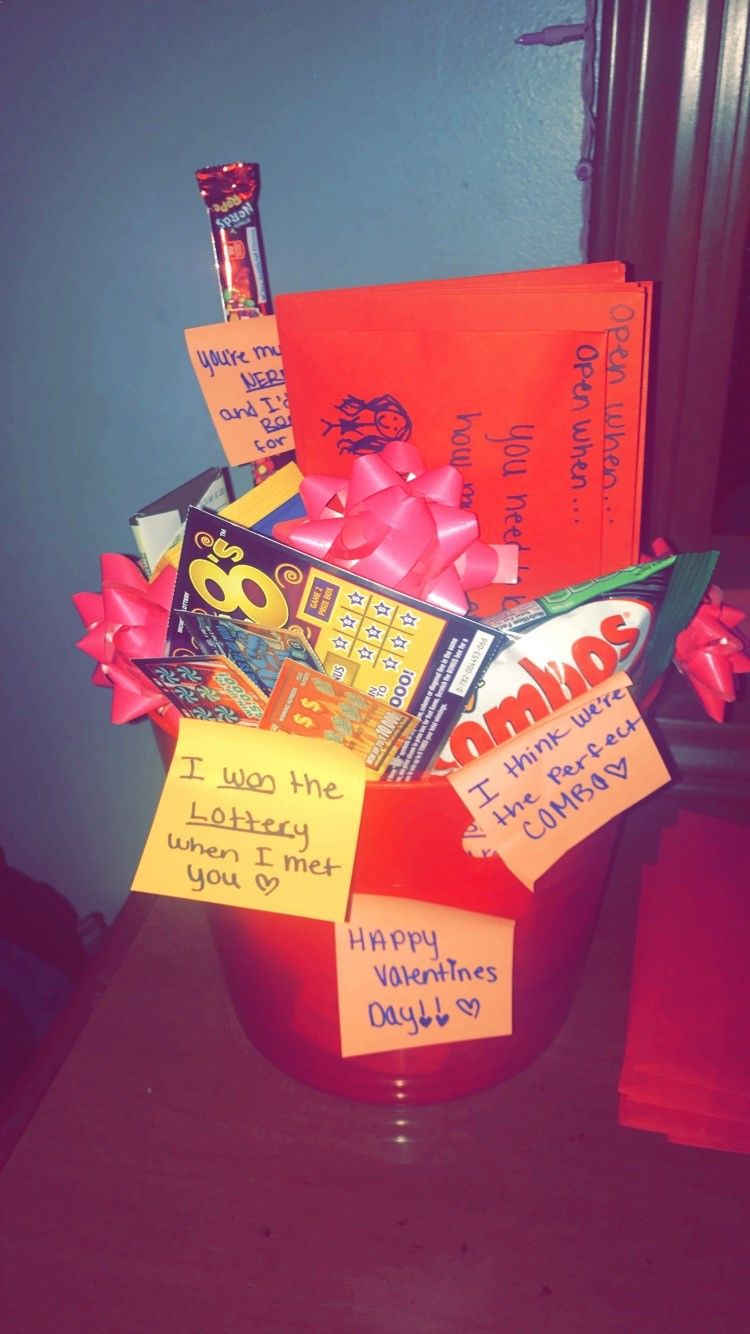 Valentine's gifts for him Diy gifts for girlfriend