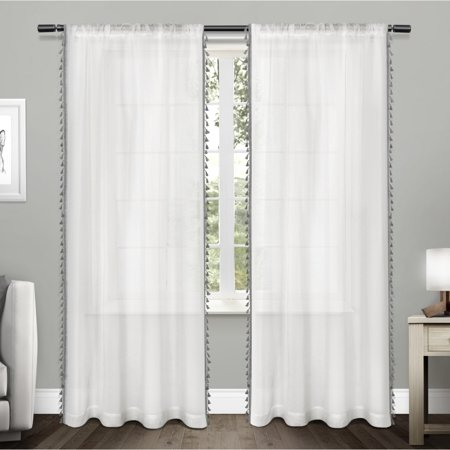 Home Panel Curtains Rod Pocket Curtains Drapes Curtains