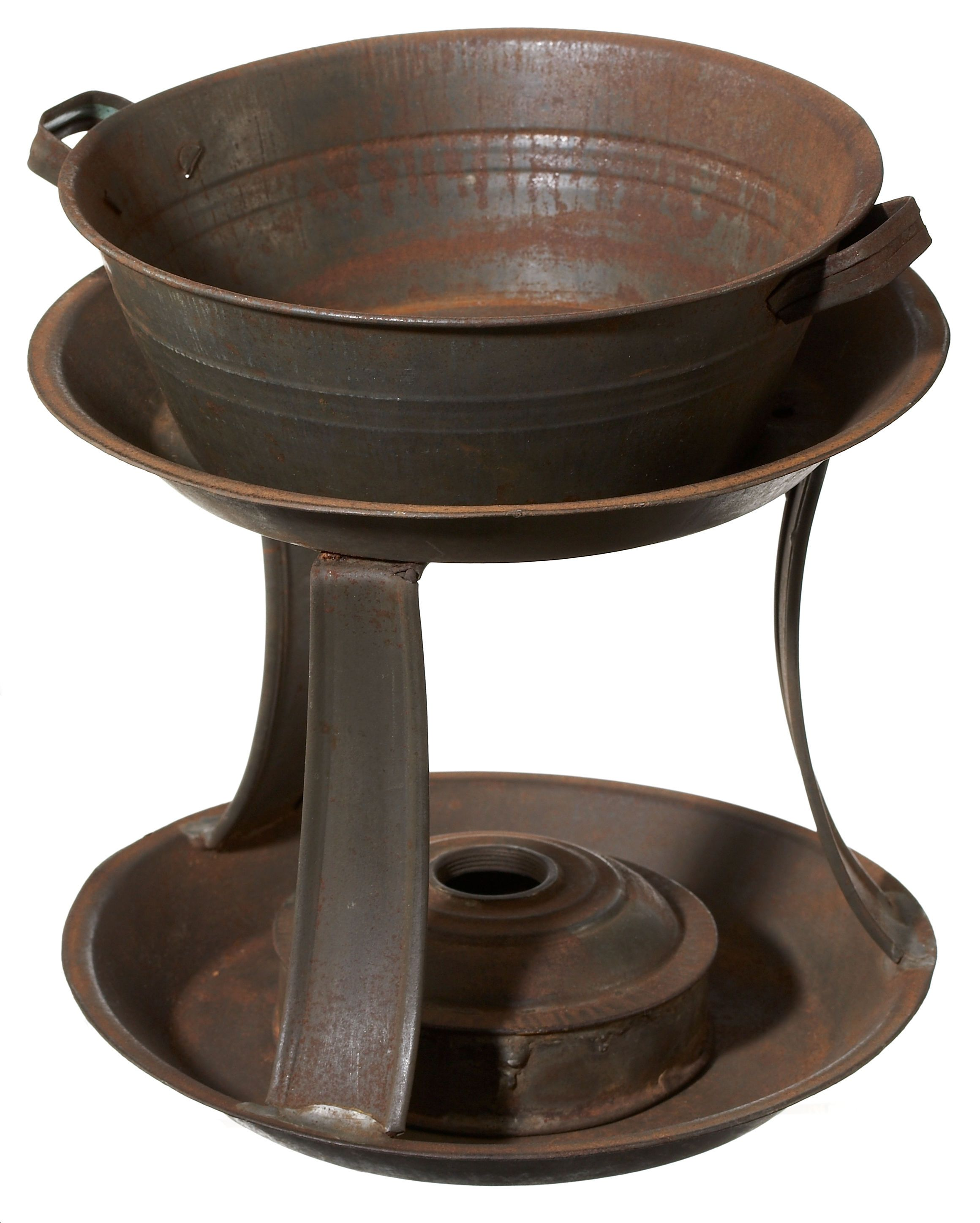Civil War Personal Camp Stove with Great Period ID to O. A. ...