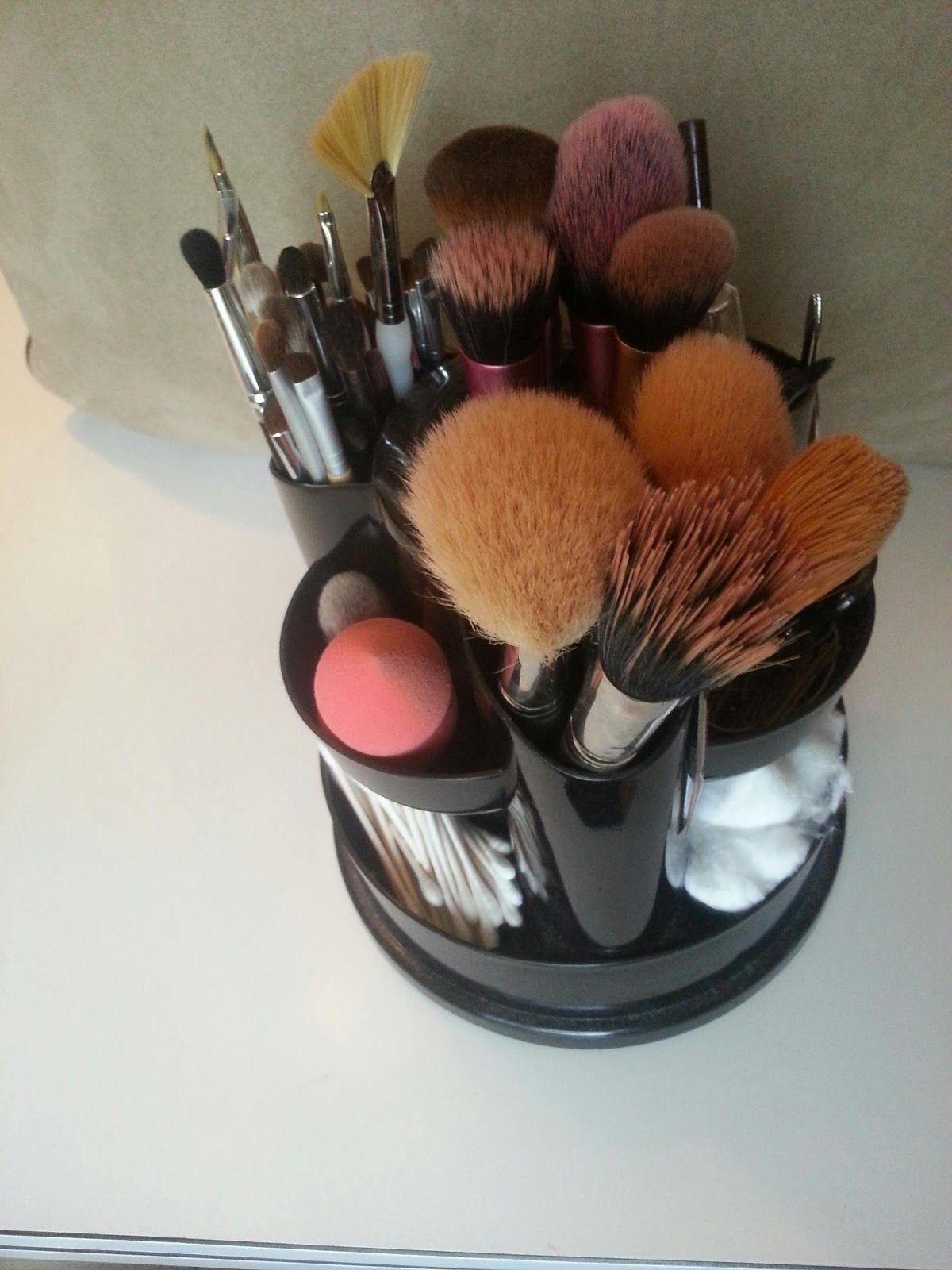 Tips and Tricks Tuesdays! LazySusan Makeup Brush