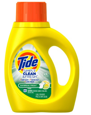 Walmart Tide Simply Clean 2 97 Tide Simply Clean Tide