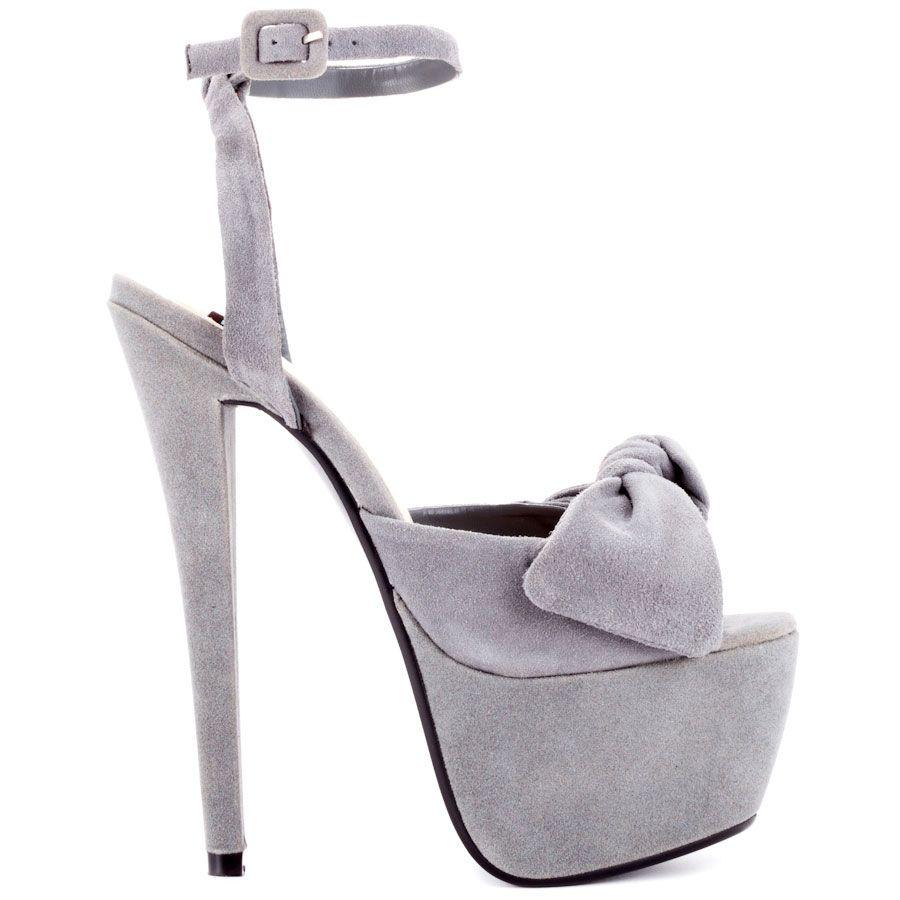 c6ee4383a49b Jollie heels Grey brand heels N.Y.L.A.