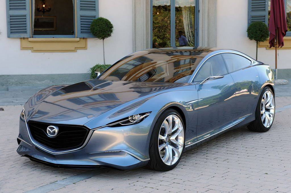 Pin By Home Living Magz On Cars Concept Cars Mazda Cars